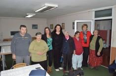 Humanitarni radio u poseti Gerontološkom centru u Kragujevcu