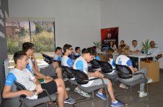"""Kamp životnih veština u Centru za sport i rehabilitaciju osoba sa invaliditetom """"Iskra"""" u Kragujevcu"""