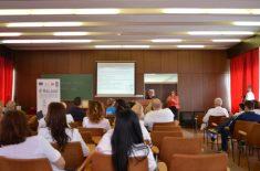 Počela edukacija zdravstvenih radnika Zavoda za zdravstvenu zaštitu radnika ZZZR Kragujevac na znakovnom jeziku