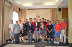 Susreti učenika tehničkih škola iz Sokolnice i Kragujevca