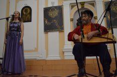 """Zajednički koncert Jevgenija Buntova i KUD """"Abrašević"""""""