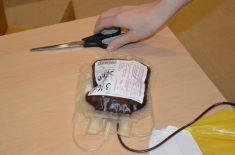 Održana zimska akcija dobrovoljnog davanja krvi