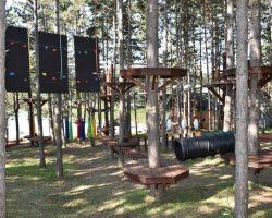 Avantura park u Kragujevcu otvoren za posetioce od 22. maja
